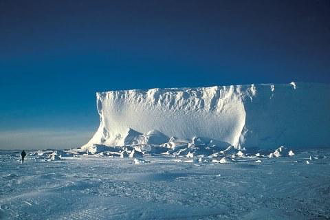 Arctic shelf